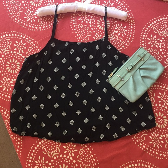 Divided Tops - Top and clutch bundle
